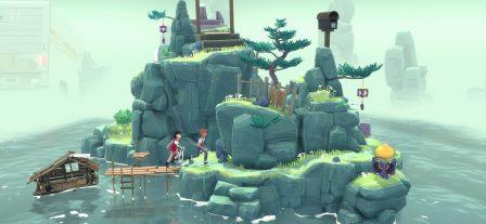 """Test de """"The Garden Between"""" sur iOS: jouez avec les rêves et le temps dans ce jeu d'énigmes original 3"""