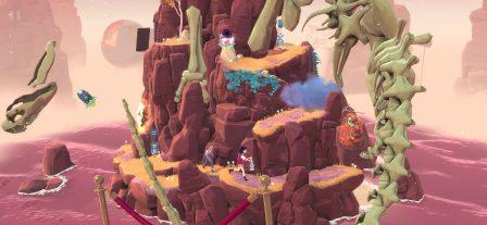 """Test de """"The Garden Between"""" sur iOS: jouez avec les rêves et le temps dans ce jeu d'énigmes original 2"""