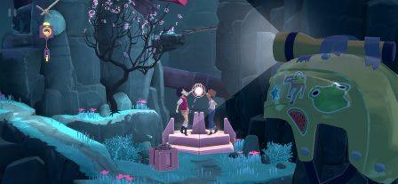 """Test de """"The Garden Between"""" sur iOS: jouez avec les rêves et le temps dans ce jeu d'énigmes original 4"""