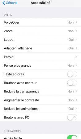 """En pratique: comment utiliser et personnaliser le triple appui sur le bouton """"power"""" de l'iPhone 5"""