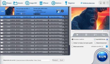 À gagner: 10 licences du logiciel WinX DVD Ripper Platinium (Mac ou PC) : pour visionner ses DVD sur mobile 3