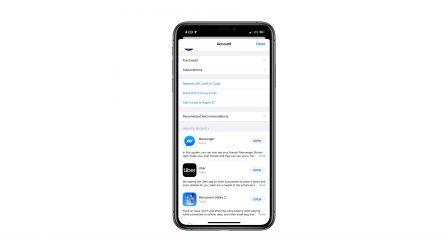 Huit nouveautés iOS 13 dont on a peu parlé mais pratiques: recharge optimisée de la batterie, mode économie DATA 4