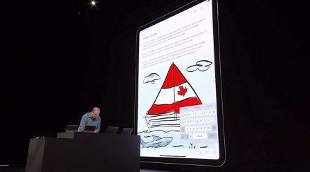 Résumé Keynote WWDC: nouveautés iOS 13, iPadOS, tvOS, watchOS 6 et … One More Thing côté Mac 9