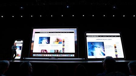 Résumé Keynote WWDC: nouveautés iOS 13, iPadOS, tvOS, watchOS 6 et … One More Thing côté Mac 8
