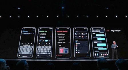Résumé Keynote WWDC: nouveautés iOS 13, iPadOS, tvOS, watchOS 6 et … One More Thing côté Mac 3
