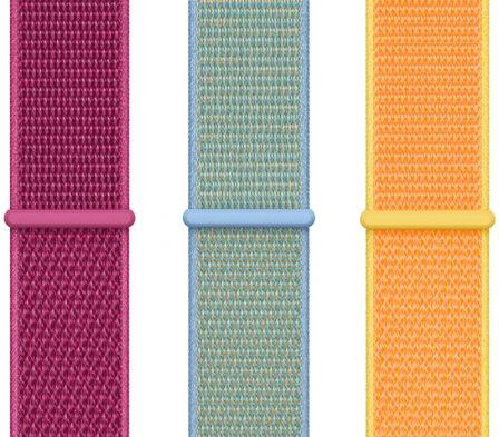 Apple lance de nouveaux bracelets Apple Watch, coques iPhone et Smart Cover pour iPad mini 3