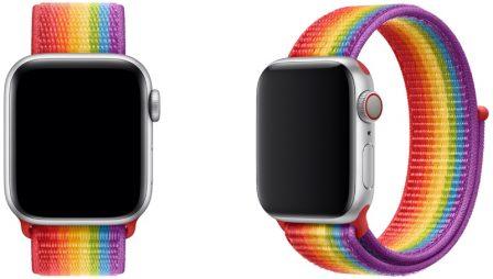 Apple lance de nouveaux bracelets Apple Watch, coques iPhone et Smart Cover pour iPad mini 4