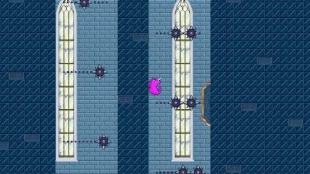 Accompagnez Bubbles the Cat dans les 120 niveaux de ce nouveau et bon jeu de plateforme 2D iPhone, iPad 2