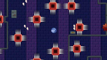 Accompagnez Bubbles the Cat dans les 120 niveaux de ce nouveau et bon jeu de plateforme 2D iPhone, iPad 3
