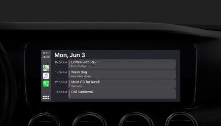 Importante mise à jour de CarPlay avec iOS 13: ce qu'il faut savoir sur l'iPhone en auto 3