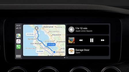 Importante mise à jour de CarPlay avec iOS 13: ce qu'il faut savoir sur l'iPhone en auto 2