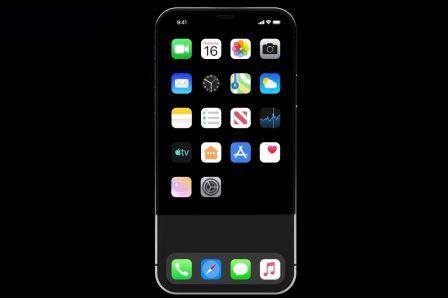Le retour du Touch ID sur iPhone 2019? Au moins dans ce concept (vidéo) 2