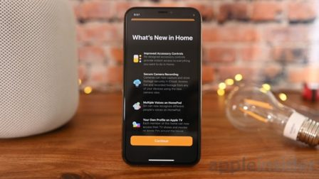 La domotique Homekit plus puissante avec iOS 13: les changements à venir 2