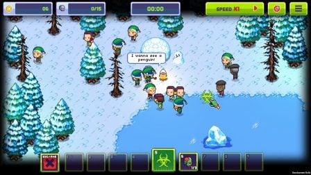 """Test de """"Infectonator 3: Apocalypse"""" : répandez un virus mortel dans ce nouveau jeu de gestion tout en pixels, sur iPhone & iPad 6"""