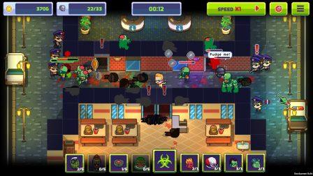 """Test de """"Infectonator 3: Apocalypse"""" : répandez un virus mortel dans ce nouveau jeu de gestion tout en pixels, sur iPhone & iPad 4"""