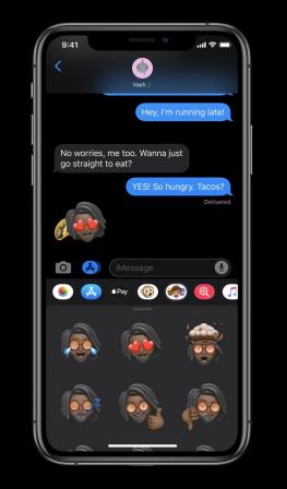Les Memojis toujours plus ressemblants et funs avec les nouveautés iOS 13 4