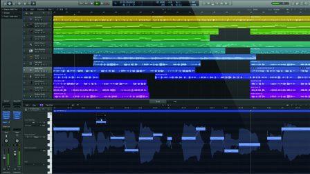 Mise à jour de Logic Pro X: support du Mac Pro et des pistes par millier 2