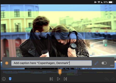 LumaFusion passe en version 2: plus de pistes et plus d'outils pour le montage vidéo sur iPhone, iPad 2