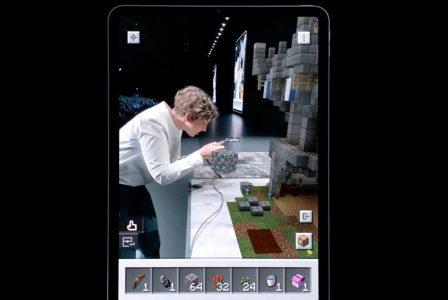 Quelles nouveautés pour la Réalitée Augmentée avec iOS 13: vidéo 4