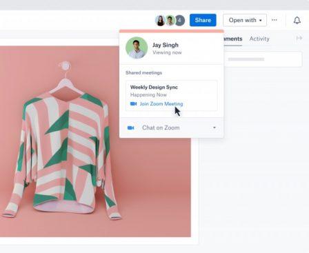 Dropbox prépare une refonte de ses apps: changement de design et nouveaux outils collaboratifs 4