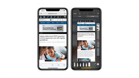 Huit nouveautés iOS 13 dont on a peu parlé mais pratiques: recharge optimisée de la batterie, mode économie DATA 3