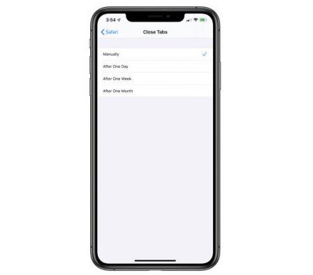 Safari iOS 13 va aider à gérer les onglets ouverts sur iPhone et iPad 3