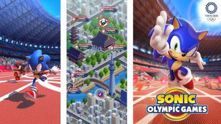 Sonic At The Olympic Games: nouvelles images et infos sur le prochain jeu iPhone de Sega 2