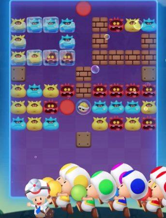 Le nouveau jeu Nintendo Dr. Mario World est disponible sur l'App Store 2