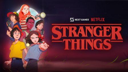 """Netflix prépare un nouveau jeu tiré de sa série à succès """"Stranger Things"""" 2"""