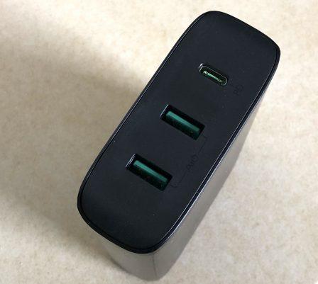 Test du chargeur USB-C PD + 2 prises USB-A Aukey: la puissance pour Mac, iPhone et iPad (avec code promo) ! 7