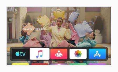 Quoi de neuf pour l'Apple TV avec tvOS 13 2