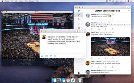 Twitter bientôt de retour sur macOS, grâce au projet Catalyst d'Apple 2