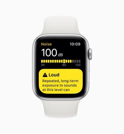 Quelles nouveautés pour l'Apple Watch avec watchOS 6? 3