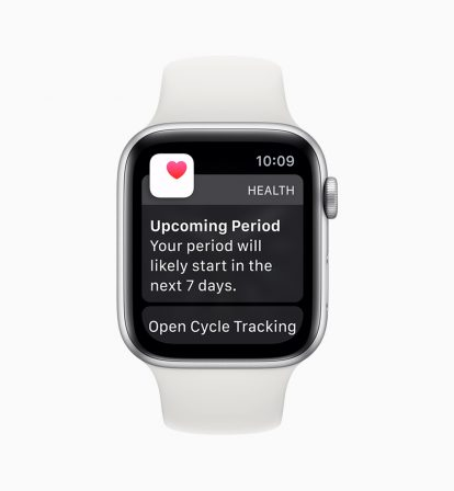 Quelles nouveautés pour l'Apple Watch avec watchOS 6? 2