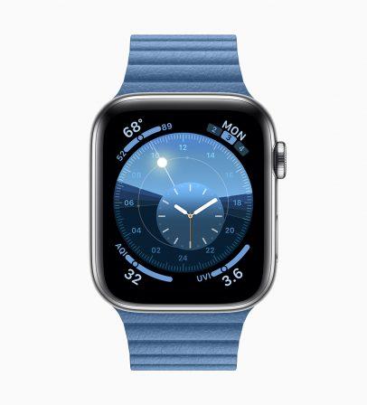 Quelles nouveautés pour l'Apple Watch avec watchOS 6? 6