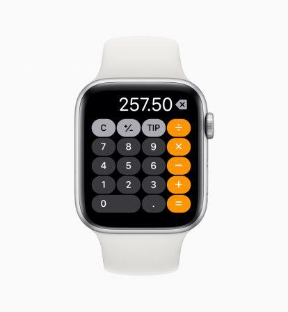 Quelles nouveautés pour l'Apple Watch avec watchOS 6? 9