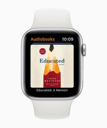 Quelles nouveautés pour l'Apple Watch avec watchOS 6? 8